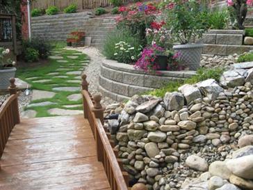 atlanta hardscape stone concrete flagstone patios driveway